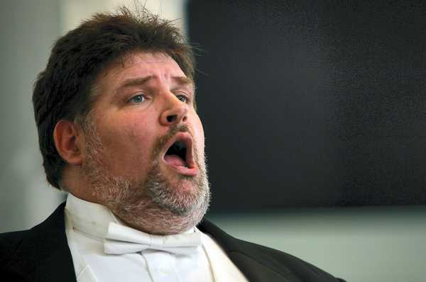 James Anglin Opera Singer