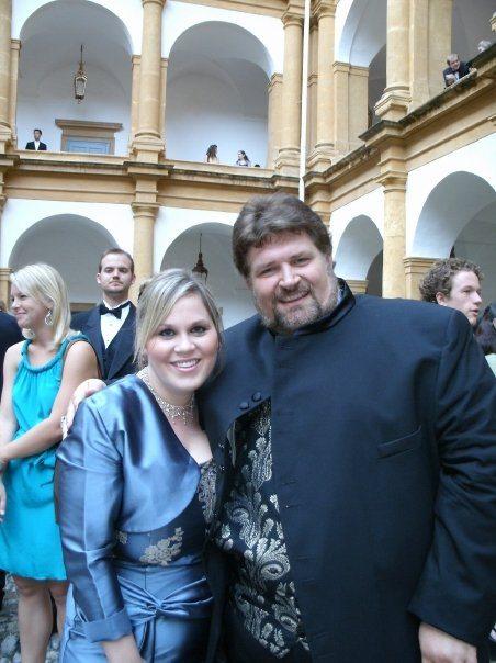 Carolyn Hohle in Graz Austria